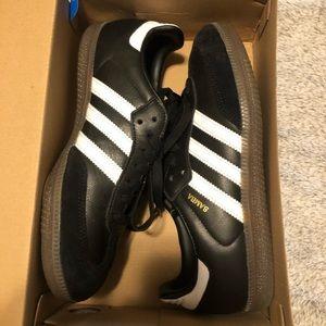 Adidas Black Sambas OG